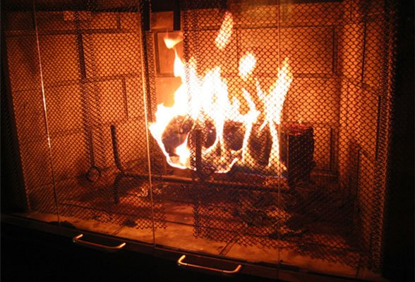 How To Stop Cold Air From Coming In Fireplace Banner Ask