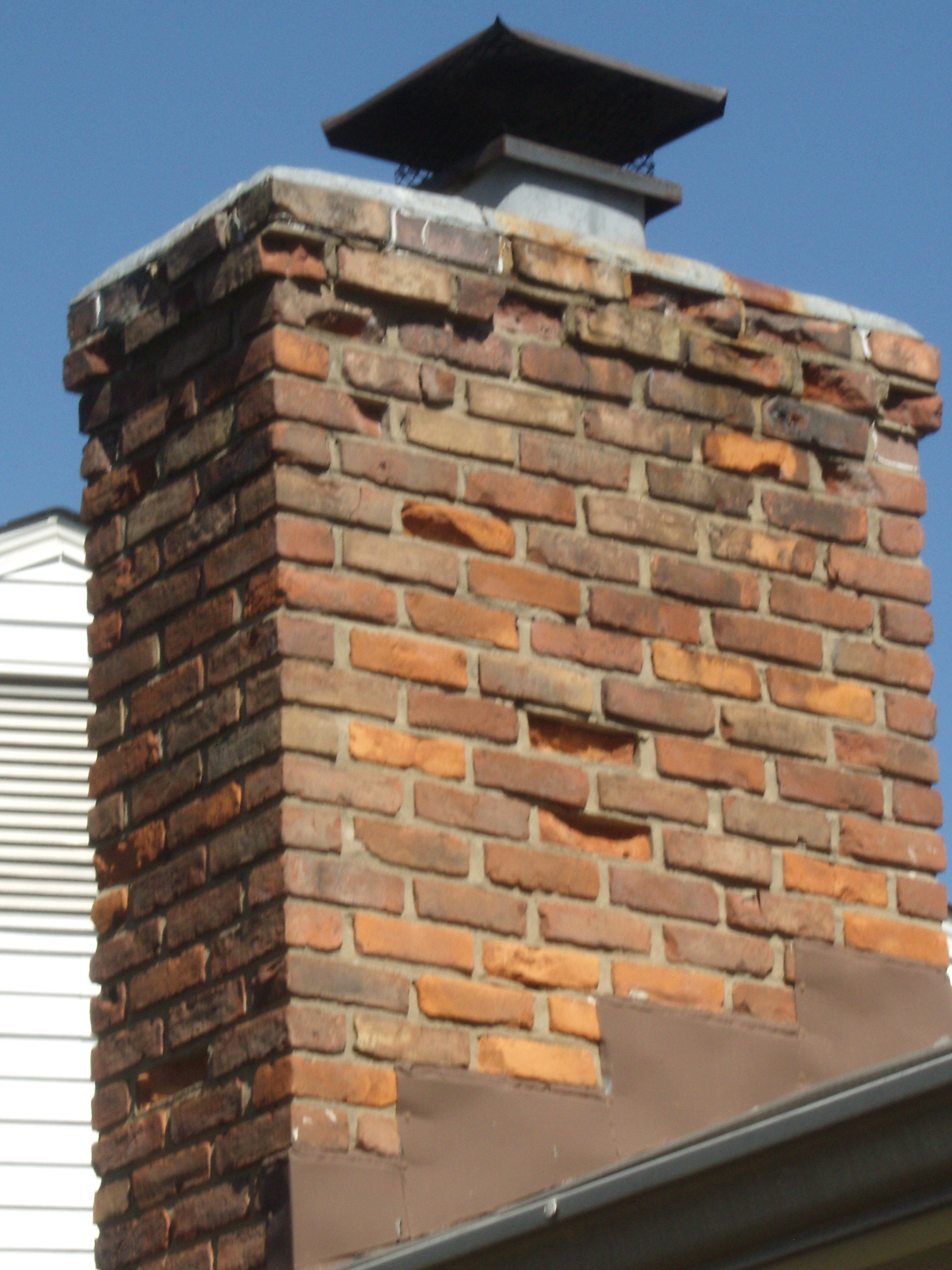 used brick ask the chimney sweep
