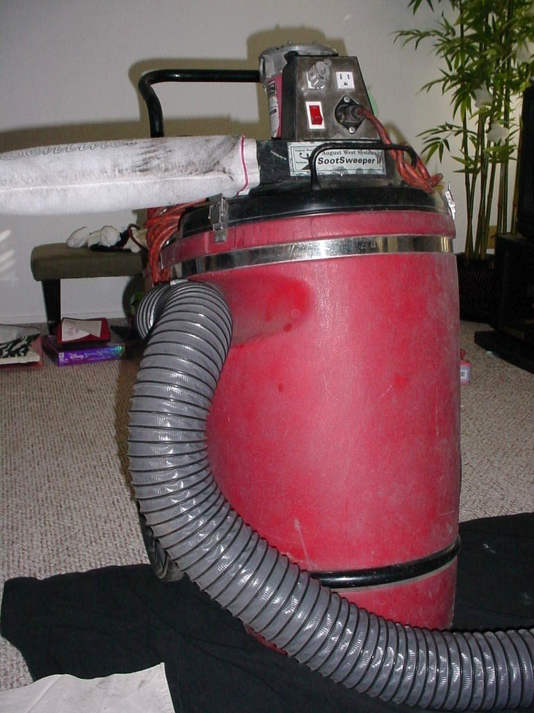 Professional Chimney Sweep Vacuum Ask The Chimney Sweep