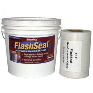 FlashSeal Chimney Flashing Repair
