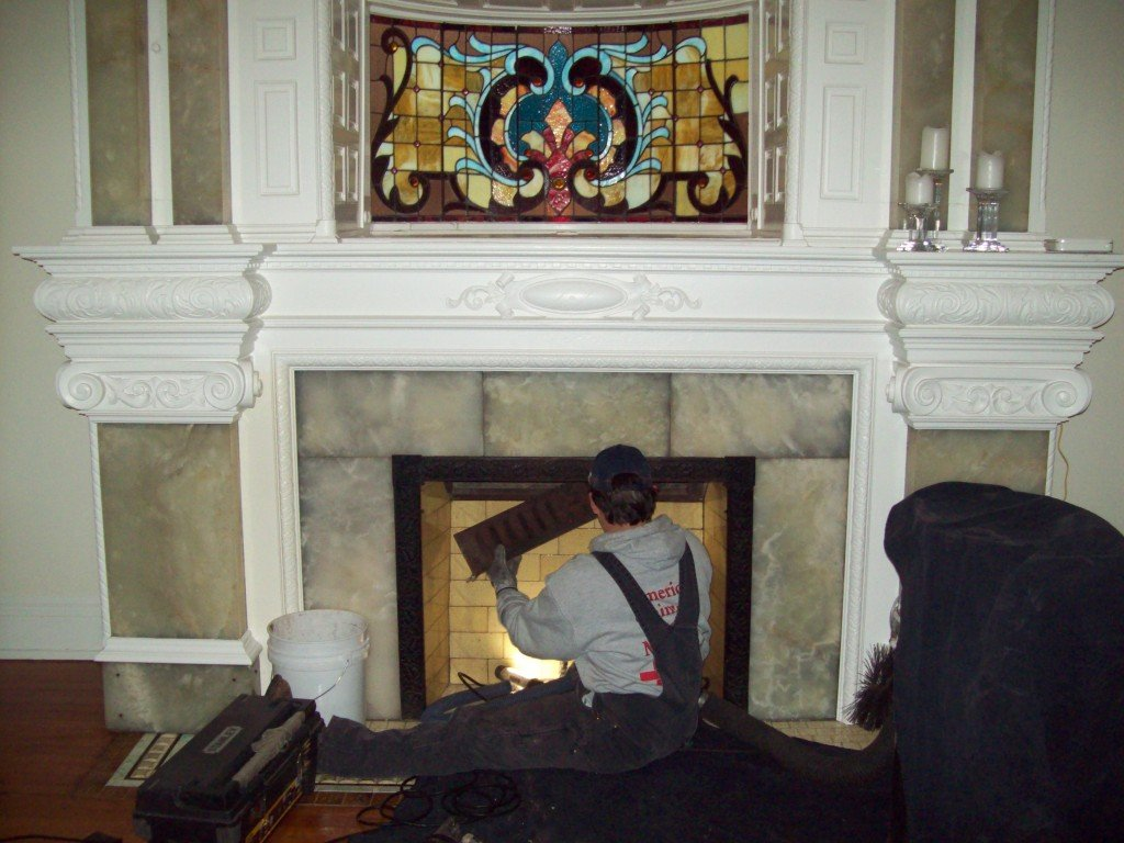 How To Replace A Fireplace Damper Ask The Chimney Sweep